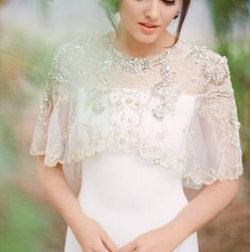 البوم موديلات كاب فوق فستان الفرح, موقع انا عروسة