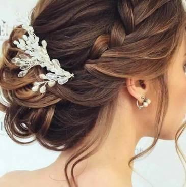 البوم موديلات تيجان شعر العروسة, موقع انا عروسة