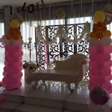 اكسسوارات الفرح و بالونات - Balloons decor