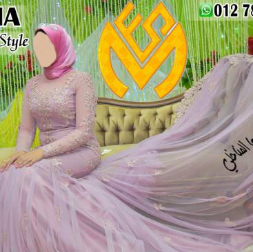 اتيلية تفصيل - Maha fashion style