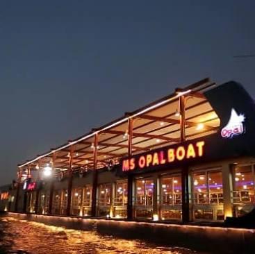 باخرة افراح, OPAL Boat
